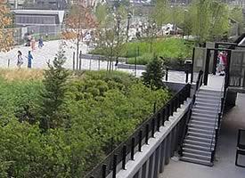 Concrete Stairs at Yankee Stadium, Bronx, NY