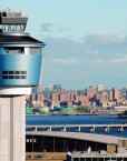 LaGuardia Air Traffic Control Tower