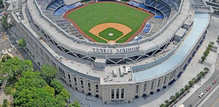 Structural Concrete - Yankee Stadium, Bronx NY,