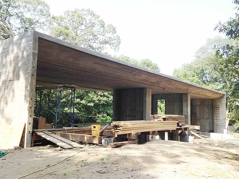 Residence In Rye Westchester Concrete Construction